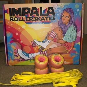 impala Other - Impala rollerskate wheels 8